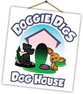 Doggie Digs Dog House